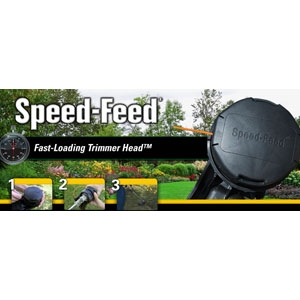 Speed-Feed Trimmer Head