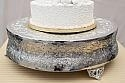 Silver Cake Stand, 18