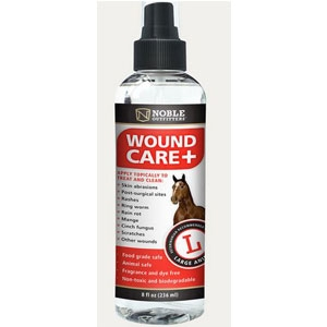Noble Outfitters Wound Care Spray for Large Animals
