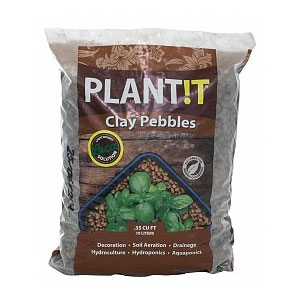 PLANT!T Clay Pebbles 10L or 25L