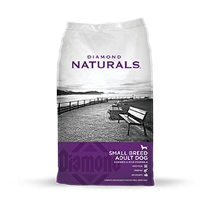 Diamond Naturals Small Breed Adult Dog Chicken & Rice Formula