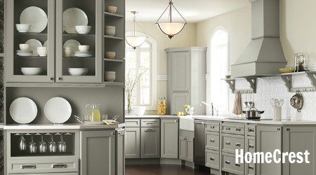 Homecrest Cabinetry image