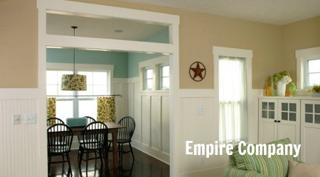 empire company mouldings and boards