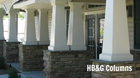 hbg columns and posts