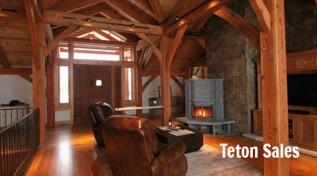 teton sales prefinished millwork and doors