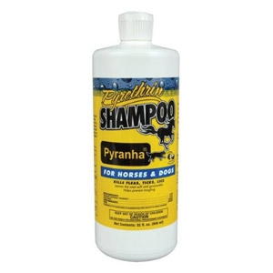 Pyranha® Pyrethrin Shampoo™ for Dogs, Cats, and Small Animals