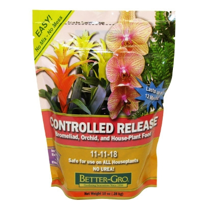 Better-Gro Controlled Release Bromeliad, Orchid & Houseplant Food