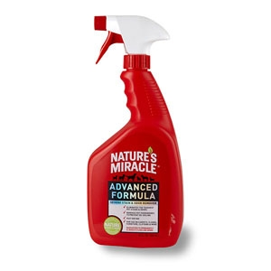 Nature's Miracle Advanced Pet Stain & Odor Remover