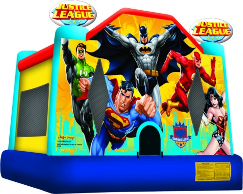 Justice League Fun House
