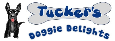 Tucker's Doggie Delights Logo