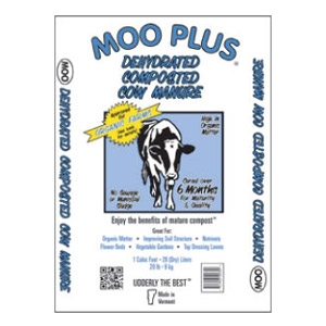 VNAP Moo Plus® Dehydrated Cow Manure