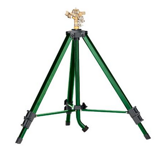 Orbit Tripod Brass Sprinkler