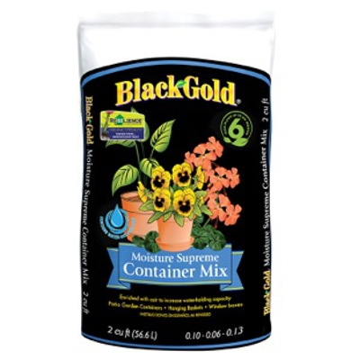 Black Gold Moisture Supreme Container Mix