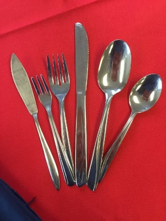 Silverware - Stainless Steel Collection