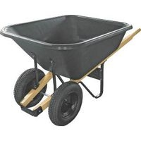 Mint Craft 8 cu. ft. Wheelbarrow