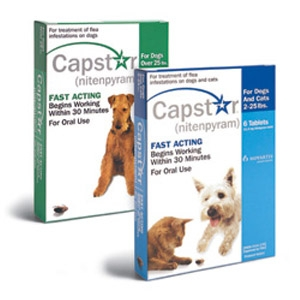 Capstar® Oral Flea Medication