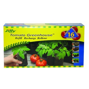 Jiffy® 16 Count Tomato Greenhouse