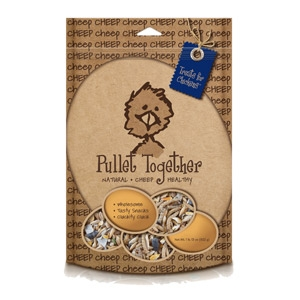 Cheep Pullet Together™ Chicken Treat