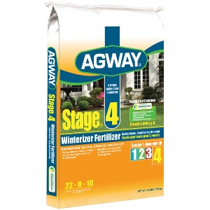 Agway Stage 4 Winterizer Fertilizer 22-0-10 15m
