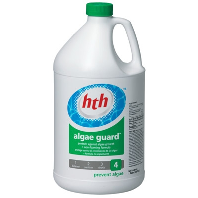 HTH Algae Guard, 1 gallon