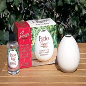 Skeeter Screen Patio Egg