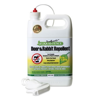 Liquid Fence® Deer and Rabbit Repellent 1 gal. RTU