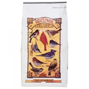 Peterson Grain & Brokerage Black Oil Sunflower Seeds 50#