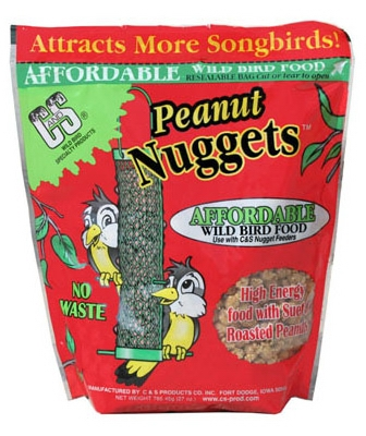 Peanut Flavored Nuggets, 27 oz.
