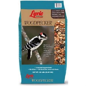 Lyric Woodpecker Wild Bird Food, 20 lbs.
