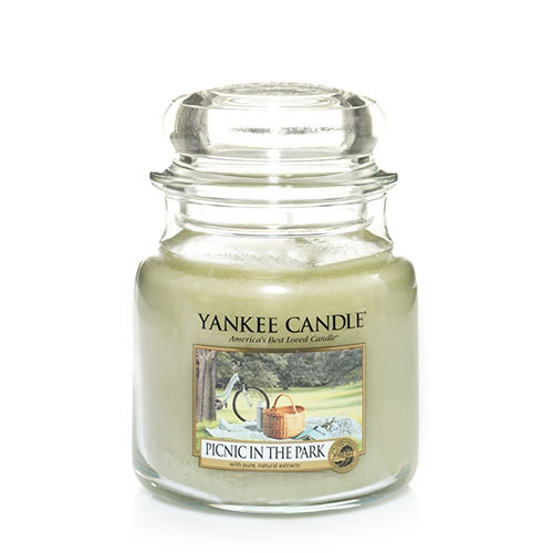 Yankee Candle 'Picnic in the Park' Jar Candles