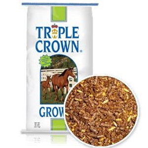 Triple Crown Growth Horse Feed 50lb