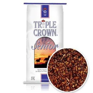 Triple Crown Senior Horse Feed 50lb