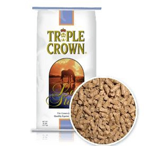 Triple Crown Low Starch Horse Feed 50lb