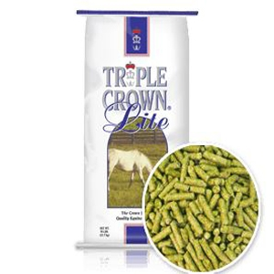 Triple Crown Lite Horse Feed 50lb