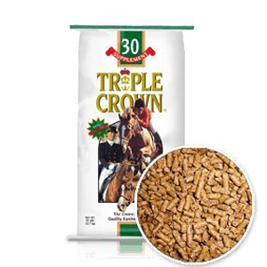 Triple Crown 30% Equine Supplement 50lb