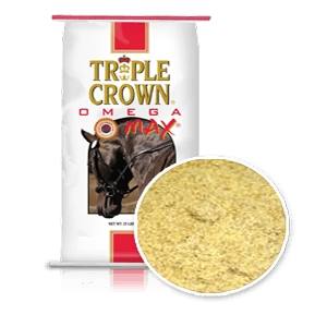 Triple Crown Omega MAX for Horses 50lb