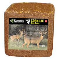 Sweetlix Corn-lix Deer Block 25 lb.