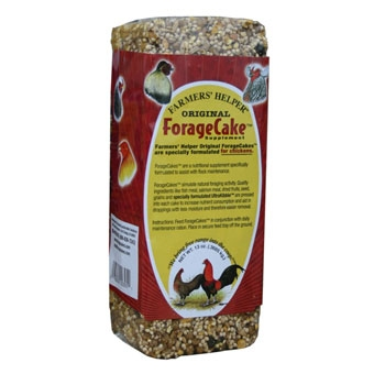Farmers' Helper Original Forage Cake 13 oz.