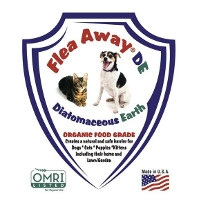 Flea Away Diatomaceous Earth Flea & Tick