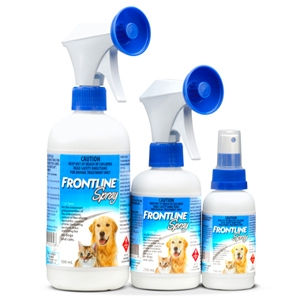 Frontline Plus Flea & Tick Spray (250 ml.)