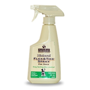 Natural Chemistry Natural Flea & Tick Spray (160z.)