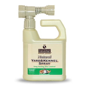 Natural Chemistry Natural Yard & Kennel Spray (32oz.)