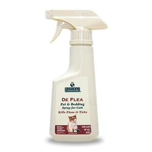 Natural Chemistry Deflea Pet & Bedding Cat (8oz.)