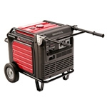 Quiet Generator 6500 watts