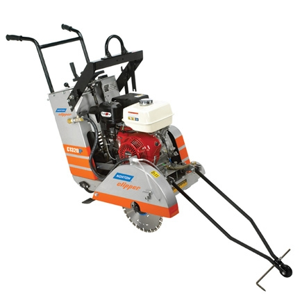 Norton 13hp Walk Behind Concrete Saw