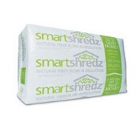 Smart Shredz Natural Fiber Blown-In Insulation