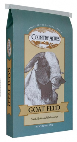 Country Acres Goat Chow