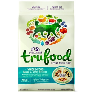 Trufood Adult Salmon, Turkey Liver & Flaxseed for Dogs