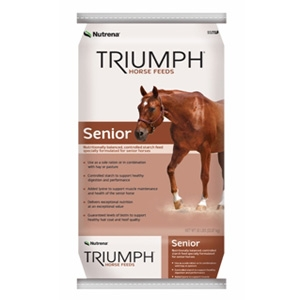 Triumph® Senior Horse Feed