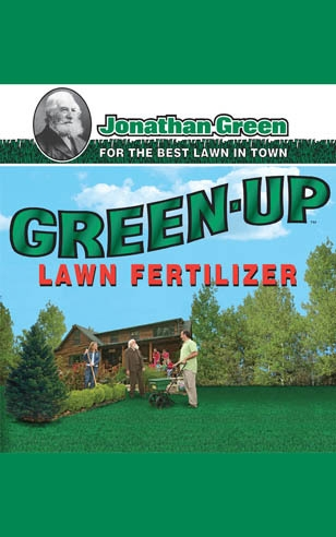 Green-Up Lawn Fertilizer 29-0-3